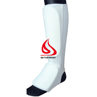 taekwondo karate shin guard with instep